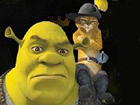 Aluneca cu Shrek