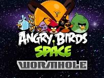 Angry Birds in Gaura Viermilor