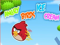 Angry Birds Spulbera Inghetata