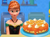 Anna Face Cheese Cake
