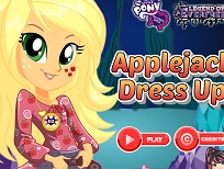 Applejack Legenda din Everfree
