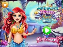 Ariel si Coafura Reala