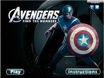 Avengers Cauta Numere