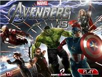 Avengers Cauta Stelute