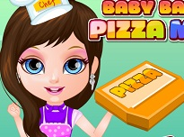 Micuta Barbie Face Pizza