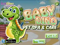 Micul Dinozaur de Ingrijit