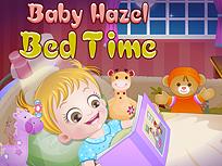 Fetita Hazel Ora de Culcare