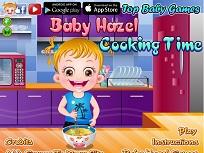 Fetita Hazel Gateste