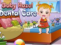 Fetita Hazel la Dentist