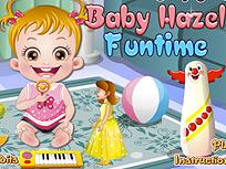 Distractie cu Fetita Hazel