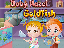 Fetita Hazel si Pestisorul Auriu