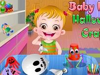 Fetita Hazel Ornamente de Halloween