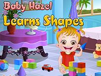 Fetita Hazel Invata Formele