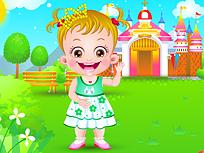 Fetita Hazel Printesa