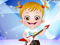 Fetita Hazel Star Rock