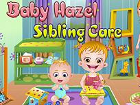 Fetita Hazel si Fratele Ei