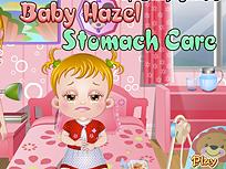 Fetita Hazel Dureri de Burta