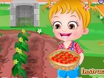 Fetita Hazel Cultiva Rosii