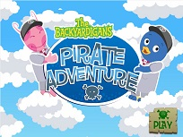 Backyardigans Aventrura Piratilor