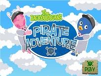 Backyardigans Aventrura Piratilor