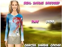 Barbie de Imbracat Real