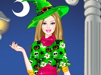 Barbie Printesa de Halloween