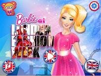 Barbie si Saptamana Modei la Londra