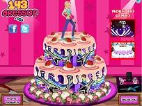 Barbie Tort de Star Pop