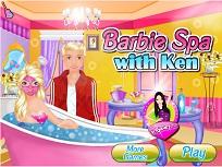 Barbie si Ken la SPA