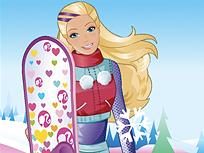 Barbie Printesa Acrobatiilor