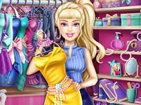 Dulapul lui Barbie