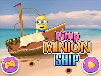 Barca Minionului