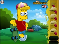 Bart Simpson de Imbracat
