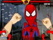 Bataie cu Spiderman