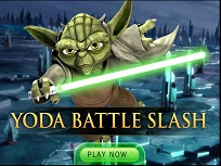 Bataie cu Maestrul Yoda
