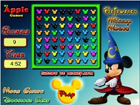 Bejeweled cu Mickey Mouse