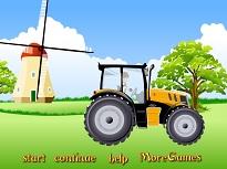Ben 10 cu Tractorul