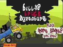 Billy Cursa cu Camionul