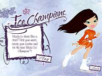 Campionatul de Patinaj Bratz