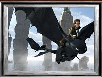 Calaretii Dragonilor Puzzle