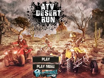 Cursele in Desert cu Atvul