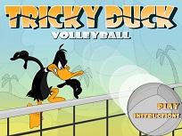 Daffy Duck Joaca Volei