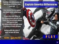 Diferente cu Capitanul America