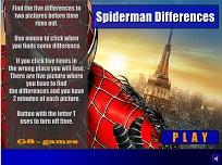 Diferente cu Spiderman