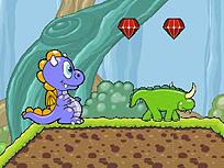 Dinozaurul Aduna Diamante