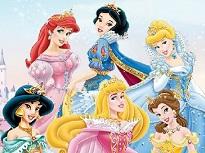 Printese Disney Joc de Memorie