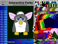 Distractie cu Furby