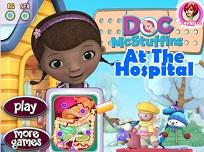 Doctorita Plusica la Spital