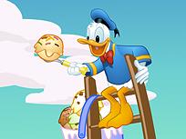 Donald si Inghetata