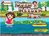 Dora Ataca Distractia